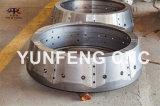 CNC는 판매를 위한 타이어 형 T 슬롯 축융기를 분단했다