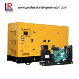 генератор 50kVA/40kw Cummins молчком тепловозный (LFS55)