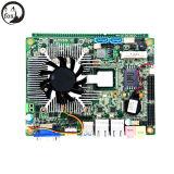 X86 Prise en charge intégrée de l'industrie de la carte mère de 8 Go de mémoire DDR3, Intel Core3 I3, I5, i7 double coeur de mémoire DDR3 PC POS système, carte mère pour PC de véhicule
