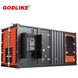 генераторы Kta38-G5 1000kVA /800kw Cummins молчком тепловозные