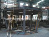 Torretta d'acciaio montata nei Maldives dalla Cina