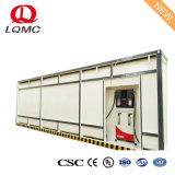 Van de Diesel van LPG het Benzinestation Container van de Benzine met Generator