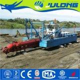 Draga di aspirazione della taglierina di alta efficienza di Julong con la pompa della draga da vendere
