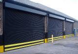 Portelli industriali di alluminio del rullo con alto Secutity (TMS100A)