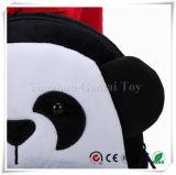 男の子および女の子の子供のための幼児の子供のランドセルの赤ん坊の動物園のプラシ天のパンダの動物の漫画の小型バックパック