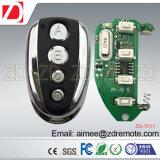 Controlo a distância universal de Zd RF para o código do reparo, aprendendo o código, código de rolamento