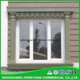 Cemento della decorazione della parete della villa che ricopre profilo di modellatura durevole del testo fisso di ENV