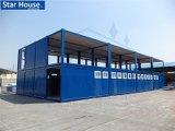 難民キャンプのためのモジュラー容器の家