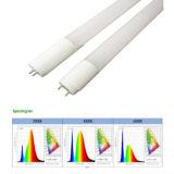 Tubo 10wetl AC100V-277V 600m m de la iluminación de T8 LED enumerados y Dlc calificado