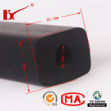 EPDM Rubber Black Foam Sealing Strip mit Approved SGS Certification