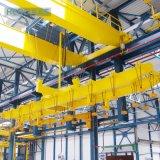 電気材料スクラップのための10トンの倍のガードの天井クレーン
