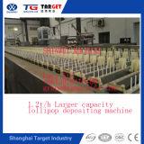 Doces aprovados do Lollipop da certificação que fazem a máquina