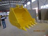 小松の掘削機PC130のためのクローラー掘削機のバケツ
