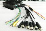 Doppel-Schreiber der Ableiter-Karten-DVR für Fahrzeug CCTV-Überwachung