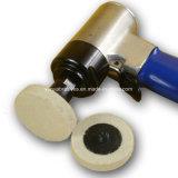 Rotella di lucidatura della falda del feltro delle lane delle lane di 100% per la rotella del feltro dell'acciaio inossidabile del metallo di Abrasiving
