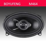 공장 전체적인 판매 직업적인 4X6 차 동축 플러스 오디오 저음 스피커 시스템 (M464)