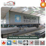 Tenten van de Opslag van het Frame van het Aluminium van de Verkoop van de Tent van Liri de Hete met de Zijwanden van pvc
