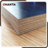 Os materiais de construção filmam a madeira compensada enfrentada para a construção