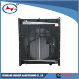 Radiador de enfriamiento del radiador Ktaa19-G7-6 del radiador de cobre de Cluminum