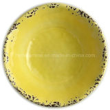 7inch de Kom van de Salade van de melamine met het Effect van de Barst (BW7001)