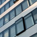 5mmの6-21A高く透過低いE構築の空の緩和されたガラス
