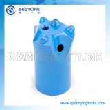 Wolfram Carbide Taper Drill Button Bit für Stone Quarrying