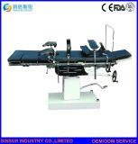 Prezzi manuali del tavolo operatorio di uso chirurgico della strumentazione OT dell'ospedale di ISO/CE