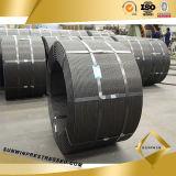 стренга провода 1X7 высоко растяжимая 15.24mm стальная