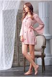 2017 новый дизайн Nightwear халаты женские Sexy шелковые пижамы Си10303663