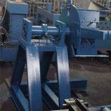 鋼鉄コイルのDecoilingシステムDecoiler機械油圧Uncoiler