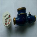 Medidor de água plástico do seletor seco do Multi-Jato