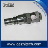 굴착기는 안전 밸브 Dh220-5 메인 제어 벨브를 분해한다