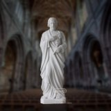 Marmorstatue-Skulptur von Str. Joseph