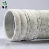 Sacchetti filtro del collettore di polveri del poliestere del laminatoio del cemento