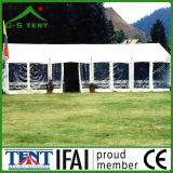 Шатер случая шатёр свадебного банкета PVC сбывания напольный Semi постоянный