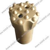R25 R32 R38 Botão de rosca Bit para o Hard Rock Drilling