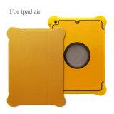 Kidsproof 내진성 손가락으로 튀김 iPad Air2를 위한 지능적인 덮개 케이스