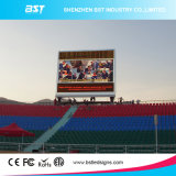 Höhe erneuern farbenreichen im Freien riesigen bekanntmachenden LED Bildschirm der Kinetik-P16 RGB