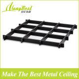 Telha de alumínio do teto da grelha para o edifício elegante