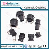 많은 프로필렌 급속 절단 이음쇠 또는 Camlock 연결