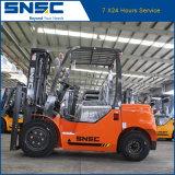 판매를 위한 일본 미츠비시 엔진을%s 가진 Snsc 3.5ton 디젤 엔진 포크리프트