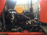 Máquina de Construção Pá Carregadeira Compacta multifunção com Bulldozer
