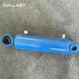 로더 농장 트랙터 물통 렘을%s 두 배 임시 유압 기름 실린더