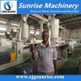Linea di produzione di plastica del tubo di irrigazione dell'HDPE