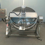 ステンレス鋼300リットルの蒸気のJacketedやかん(ACE-JCG-C8)