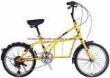 6つの速度のCT20bt220 20inchの鉄骨フレーム都市自転車