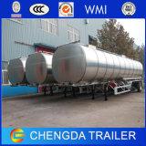 3ejes 42000L 10.000 galones de gasoil tanque cisterna de remolque para venta
