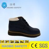 Высокое качество дешевые безопасность работы обувь со стальным носком