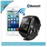 U8 Mobiele Telefoon van het Horloge van de Pols de Slimme Digitale met Bluetooth