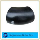 ASME B16.9の炭素鋼A234 Wpb 90度の肘
